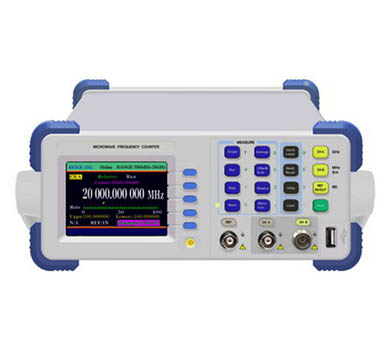 Microwave Frequency Counter