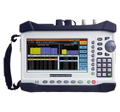 TV Spectrum Analyzer